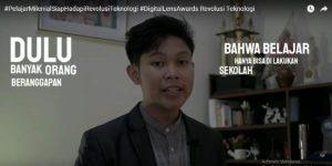 Siswa MAN 1 Yogya Juara Vlog Digital Lens Award Tingkat Nasional