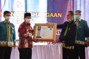 Unila akan Berikan Penghargaan untuk Walikota Bandarlampung