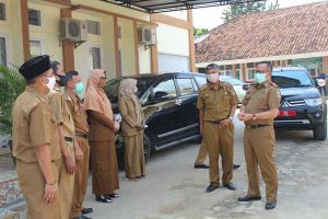 SMA-SMK di Lima Kabupaten di Lampung Mulai Belajar Secara Tatap Muka