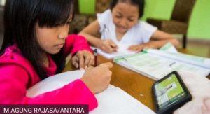 Dampak Pandemi Covid-19 terhadap Minat Baca pada Anak SD
