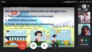 Suntory Garuda Beverage Ajak 200 Anak SD Jadi Pahlawan Lingkungan