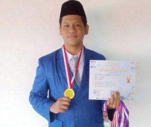 Syabril, Siswa MAN 3 Sleman Juara Olimpiade AKM Literasi Nasional