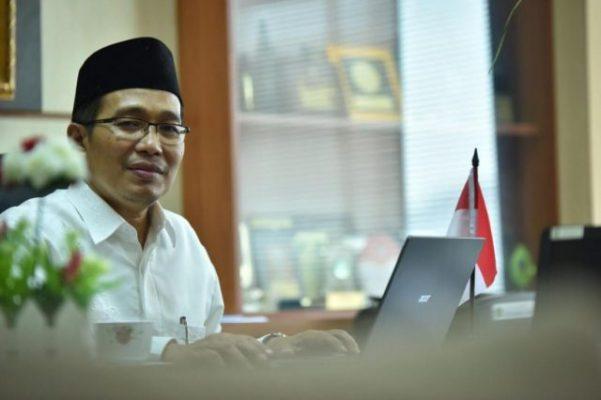 Direktur Pendidikan Diniyah dan Pondok Pesantren Kementerian Agama, Waryono Abdul Ghafur. Foto: Kemenag