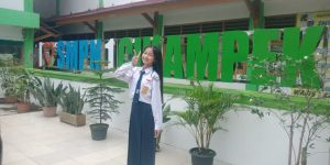 Siswi SMPN 1 Cikampek Melaju ke Tingkat Nasional Lomba Cover Lagu CPM