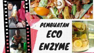 Hari Peduli Sampah Nasional, Siswa di Jambi Manfaatkan Sampah Rumah Tangga Jadi Eco Enzyme