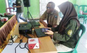 Perangkat Desa Taman Sari Lampung Selatan Belajar Soal Smart Village