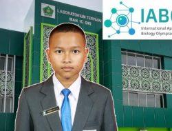 Siswa MAN IC OKI Wakili Indonesia di International Applied Biology Olympiad 2021