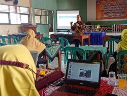 Menyambut PTM Terbatas dengan IHT Peningkatan Kompetensi Guru